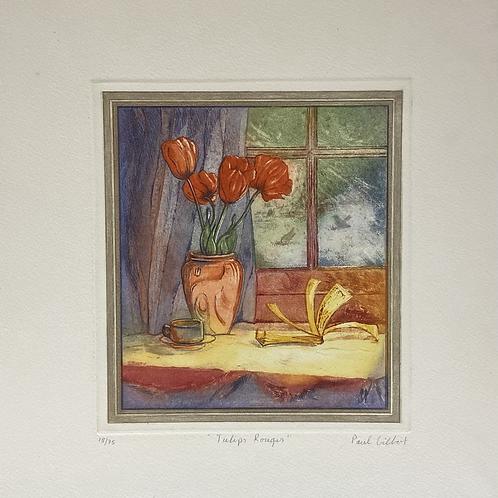 Dessin-Aquarelle de Paul Gilbert