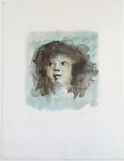 Épreuve d\'artiste - Leonor Fini   enca-arts
