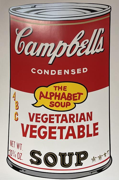 Soup - Andy Warhol