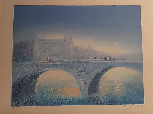 Épreuve Artiste originale de André Ingres