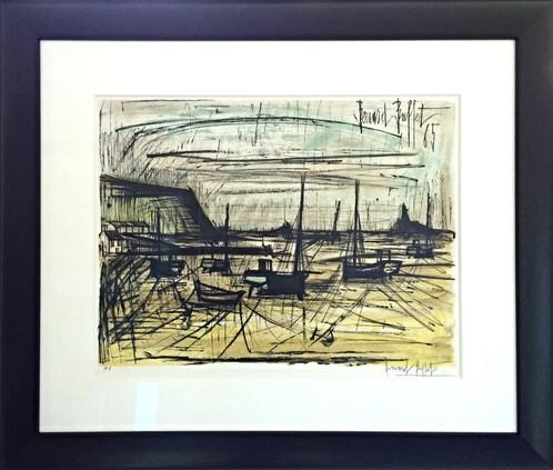 Épreuve d\'artiste - Bernard Buffet   Oeuvres   France   Galerie ENCA ...