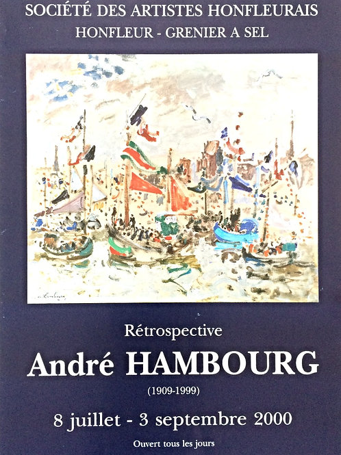 Affiche - A. Hambourg