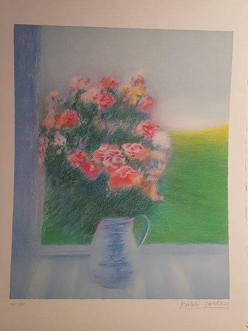 Epreuve Artiste originale de André Ingres