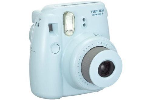 Appareil Fujifilm Instax Mini 8 - Bleu
