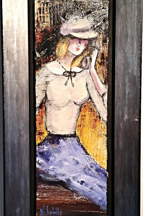 peinture originale de Nicole Sebille