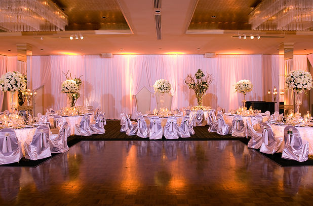 Decor Uplighting For Your Wedding Reception Deejay Absolute