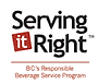 Serving it Right - BC's Responsible Beverage Service Program