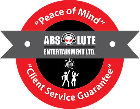 Absolute DJS Peace of Mind Client Service Guarantee