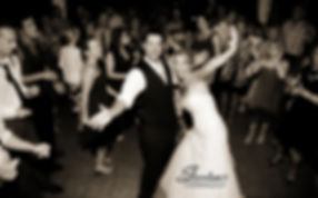Dancig at a Wedding Reception