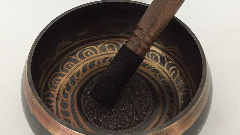 Nepal Tibetan Sing Bowl 7 Size