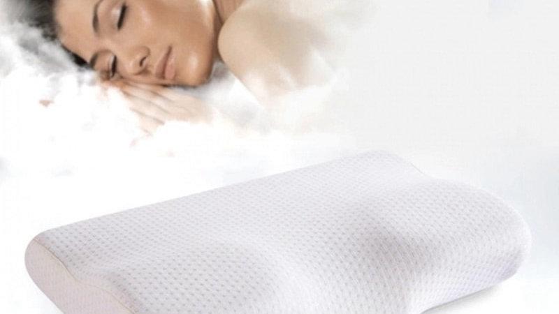Memory Foam Bed Pillow