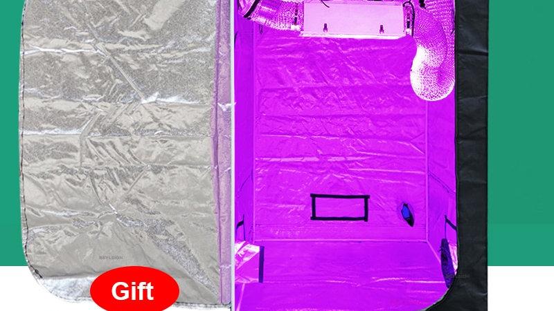 BEYLSION Indoor Hydroponics Grow Tent