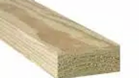 2 in. x 4 in. x 8 ft. #2 Prime Ground Contact Pressure-Treated Lumber