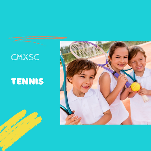 The Bishops C of E Primary School Tennis Club Year 3 - 6