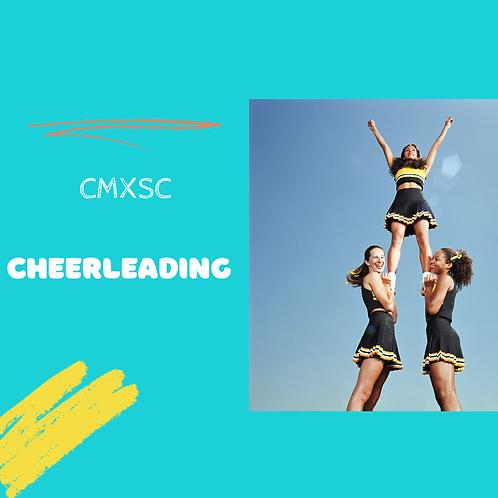 Moulsham Junior School Cheerleading Club Year 5 & 6
