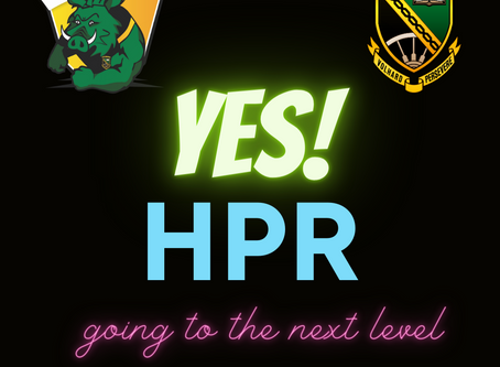 Next Level for HPR