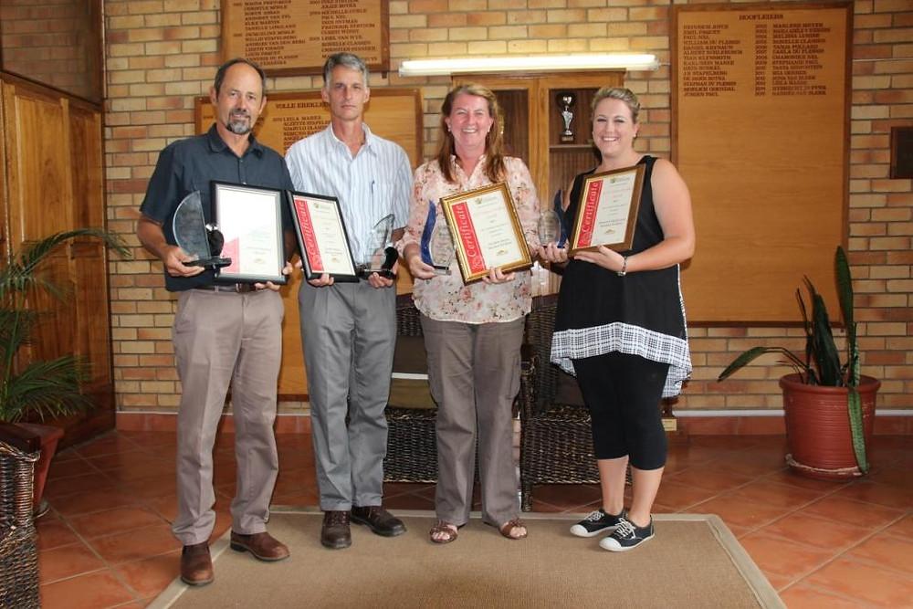 Gert Sibande District awards