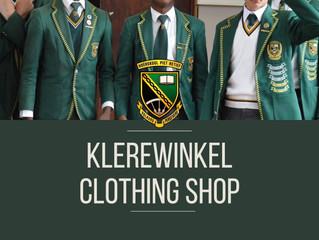Klerewinkel - Clothing Store