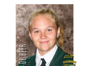 PIET RETIEF HIGH SCHOOL ATHLETICS NEWS