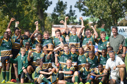 Onder 14 PUK16 Rugby Wenners