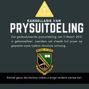PRYSUITDELING | PRIZE-GIVING