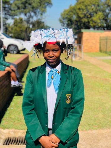 Best Senior Girl - Thubelihle Hope Malin