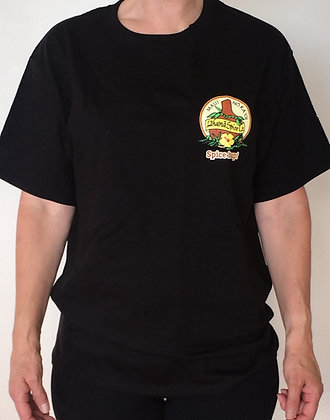 """'A'a"" Black Lahaina Spice Company T-shirt"