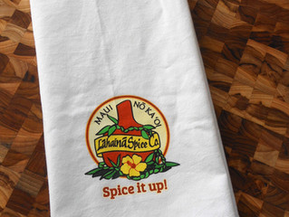 Culinary towels to brighten your life!