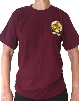 """""""Malihini's Merlot!"""" Lahaina Spice Company T-shirt"""