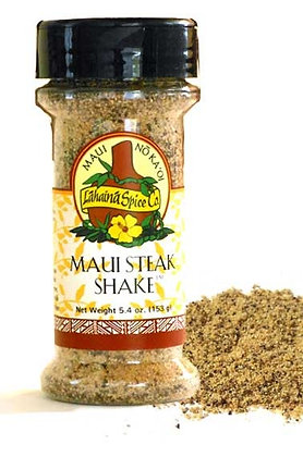 MAUI STEAK SHAKE — An Open Fire Flavor