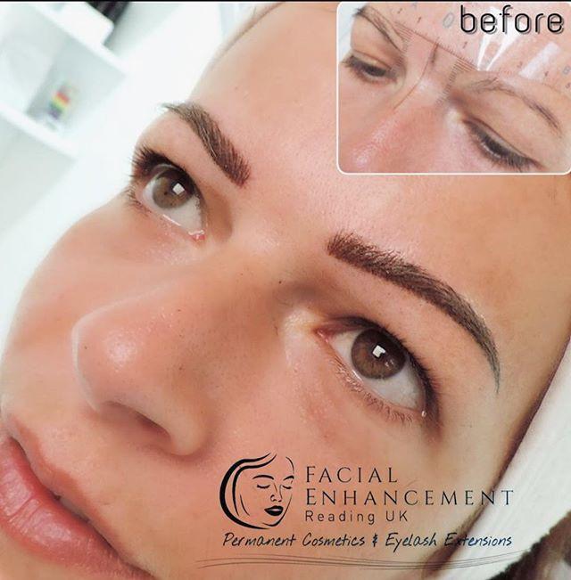 Semi Permanent Makeup Eyelash Extensions Reading Berkshire