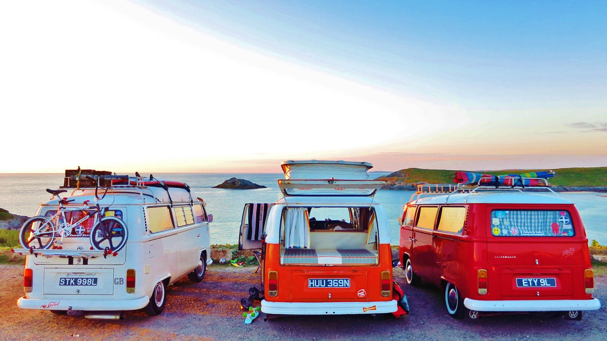 VW camper meetings