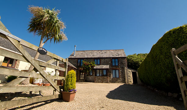 Red Fox Barn, B&B Cornwall, Luxury Bed and Breakfast, Farmhouse B&B