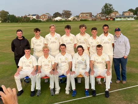 1st, 2nd and 3rd XI all promoted