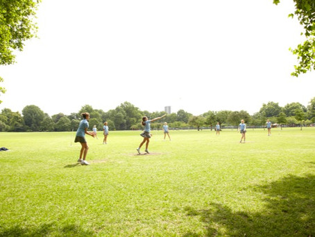 Family Rounders Day