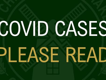 Covid Cases - Please Read