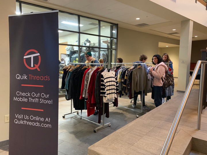 Quik Threads: A Product of Student Entrepreneur