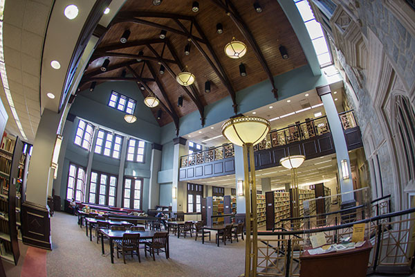 OU Library Keeps Pace as Campus Expands, Adds Staff & Revamps Presence on Campus