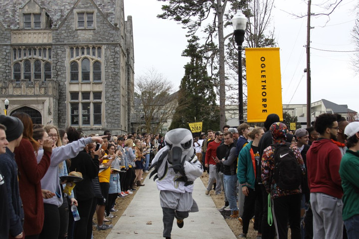 Oglethorpe Day 2018 Celebrates Rich Traditions at OU