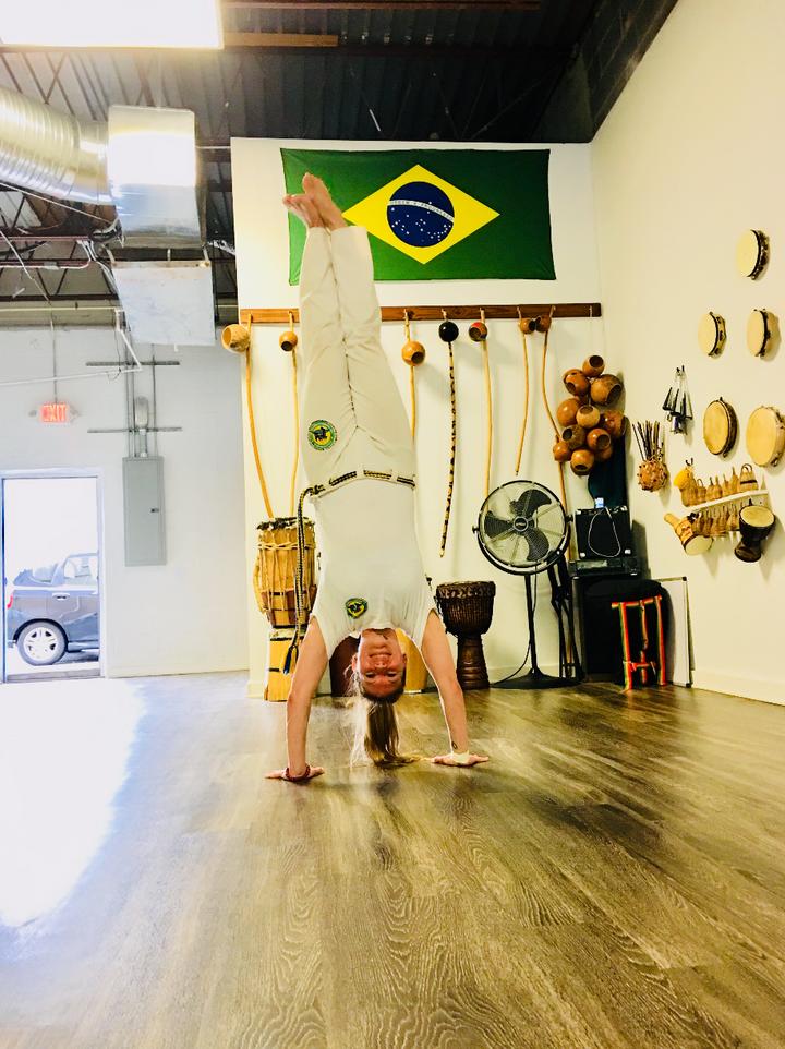 Capoeira Comes to Oglethorpe