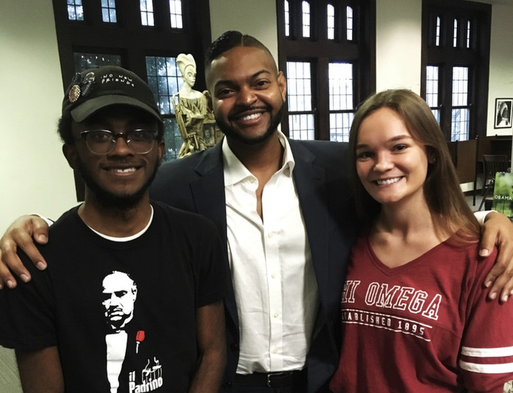 Oglethorpe Alumni Matthew Claiborne Speaks at OU Lecture Series