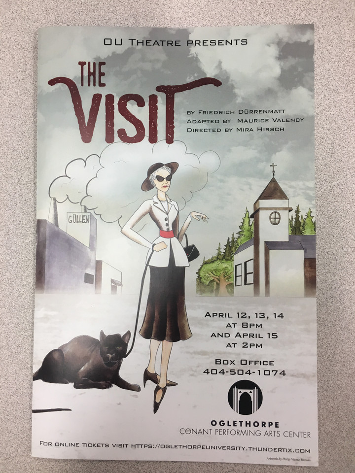 The Visit: How far would you go to save your town?