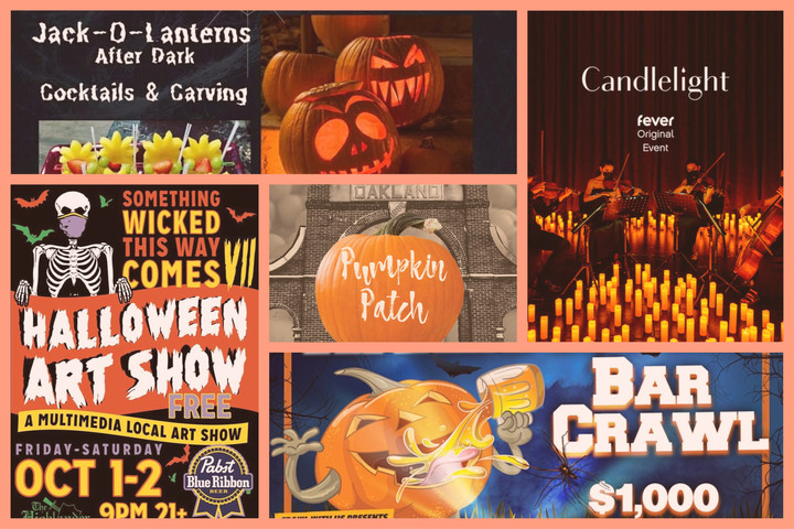5 Unique Halloween-Themed Events Perfect for Oglethorpe Students