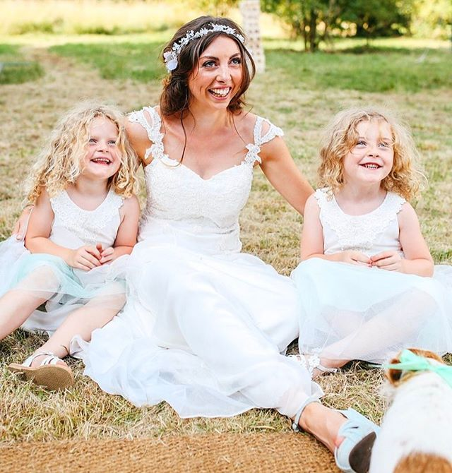 3 years being married to my best friend ❤️ love this image of myself with my gorgeous cousins kids,