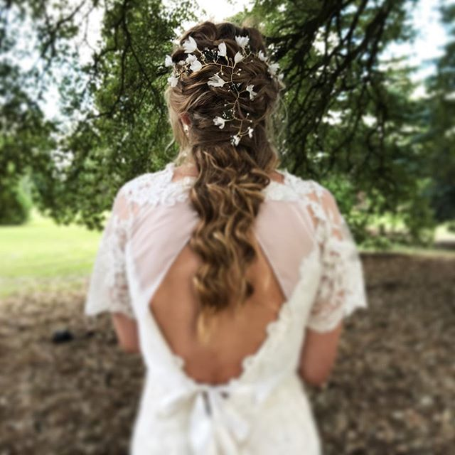 A sneak peak from today's shoot of gorgeous Tilda at Kimbolton Castle...