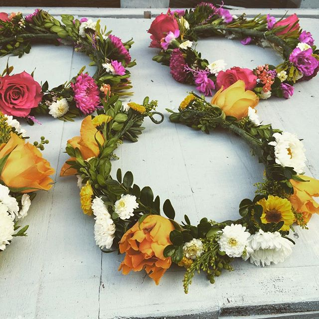 #flowercrown #festival #sw4 #norainplease #summer