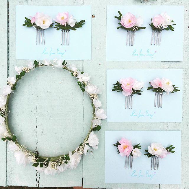 Love a matching set 🌸 #wedding #weddinginspo #bride #bridetobe #love #cute #beautiful #boho #bridal
