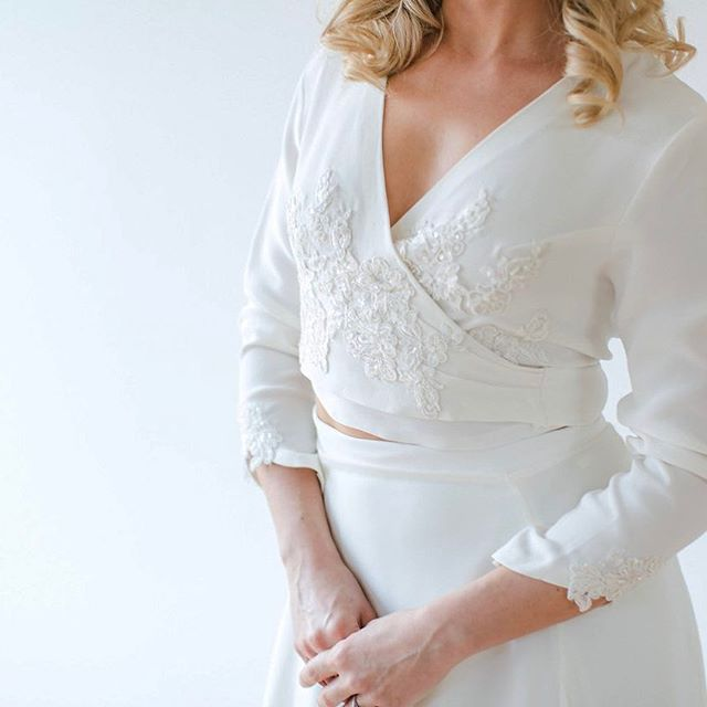 Bridal wrap cover up, bespoke handmade to match your dress