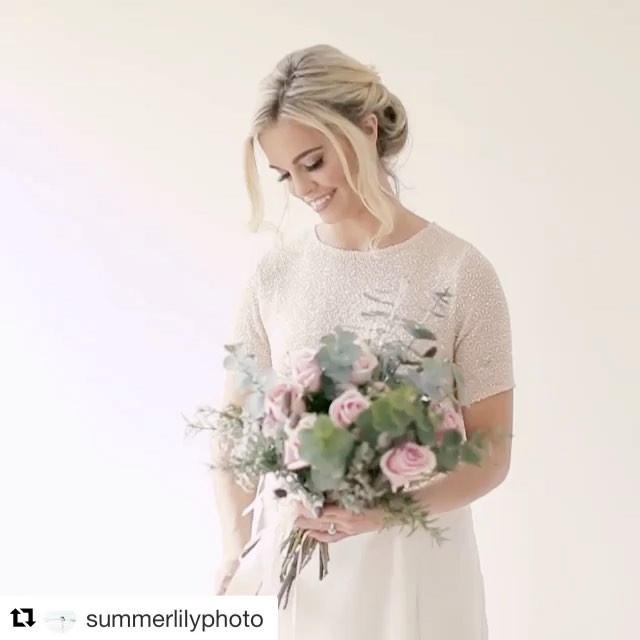 Absolutely in love with this little clip from our shoot last weekend with the gorgeous _mariefrancoi