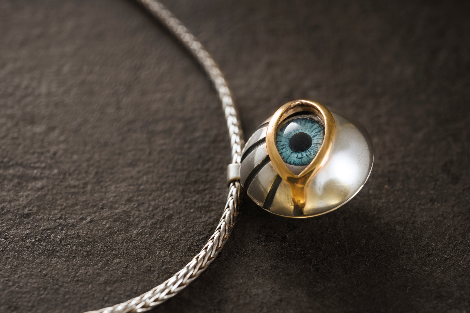 horus eye necklace